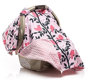 Each cover has a Elonka Nichole Baby Girl Car Seat Canopy Birds of a Feather.  sc 1 st  Baby Car Seat Covers & Infant Car Seat Covers for Girls - Cute and Stylish Infant car ...