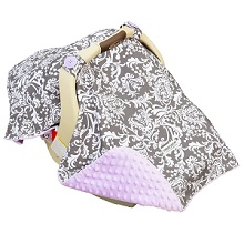 Protect Your Baby With an Infant Canopy Car Seat Cover.
